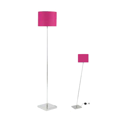 Lampadaire Inclinable Design Fuchsia